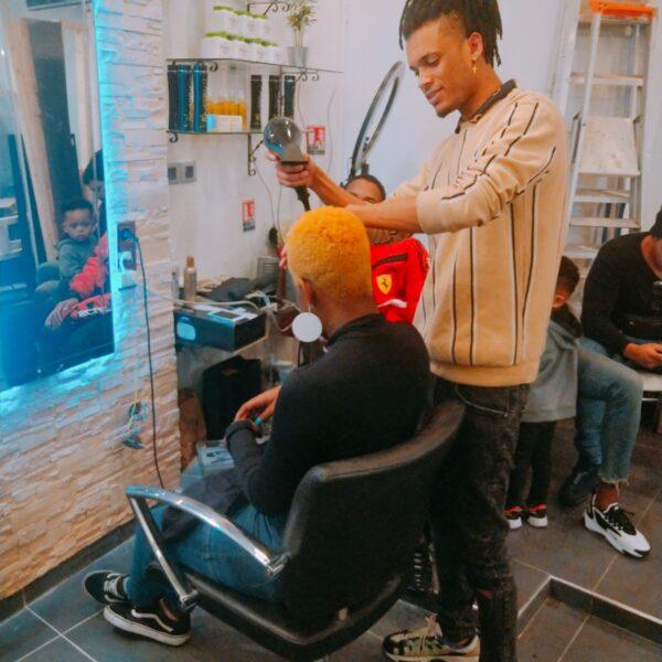 Milow elegance coiffeur mixte